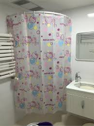 ideal shower curtain rod for corner shower bed shower image of kids shower curtain rod for corner shower