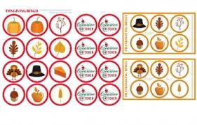 thanksgiving bingo card free printables creative kitchen