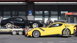expensive cars for girls bugatti ferrari and koenigegg one were among seized cars of