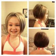 kids angle haircut locks of love cut for the girlies what i wore wednesday at the