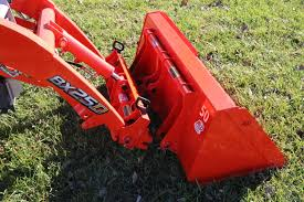 kubota bx quick attach snow plow attachments bxattachments com