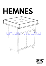Ikea Hemnes Changing Table Ikea Tables Hemnes Changing Table Top Assembly