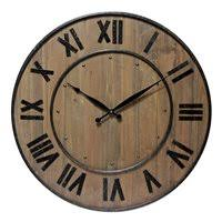 wall clocks canada home decor decorative wall clocks home decor lowe s canada