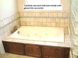 bathroom tub tile designs bathtubs trendy tile bath surround ideas find this pin and bathtub