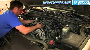 how to install replace cam position sensor 5 3l 2000 06 chevy