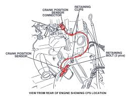 nissan altima 2005 camshaft sensor chevy malibu crankshaft position sensor location image details