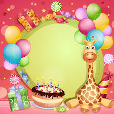 baby s birthday happy birthday baby cards design vector 01 vector birthday