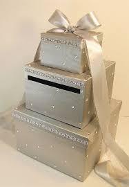 wedding gift card box wedding card box ivory and navy gift card box money box holder