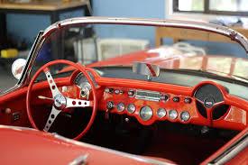 56 corvette stingray 1956 chevrolet corvette c charles hahn