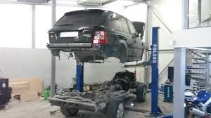 range rover sport engine range rover sport how to remove body from the chasis youtube