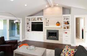 built in tv wall 15 ideas for tv built in media wall in modern living rooms home
