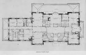 Gilded Age Mansions Floor Plans La Rochelle Floor Plan Writing Living Spaces Pinterest