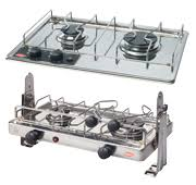 Two Burner Gas Cooktop Propane Force 10 Cooking Without Compromise Products