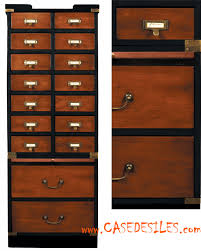 meuble rangement bureau pas cher meuble range document range documents en simili cuir achat