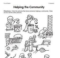 free kindergarten social studies worksheets free kindergarten