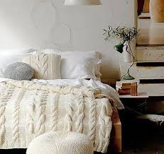 winter bedroom decorating ideas