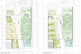 the interlace floor plan complexe culturel et administratif de montréal bradley walters