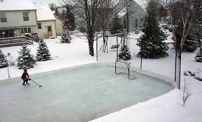 Backyard Rink Liner by Backyard Ice Rink Kit Canada Outdoor Furniture Design And Ideas