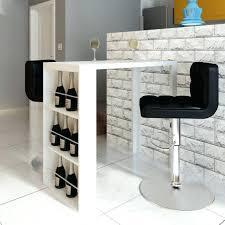 cuisine design blanche table de cuisine design daccouvrir la beautac de la