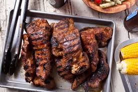 grilled country style pork ribs recipe chowhound