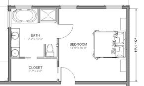 master bedroom and bath floor plans 21 best simple bedroom and bathroom addition floor plans ideas