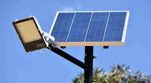 Solar Panel For Street Light by Solar Panel Installation Helps Villagers In Rajasthan Live The