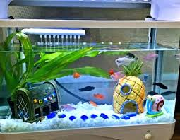cheap decorations fish aquarium decorations cheap s fish tank decorations online