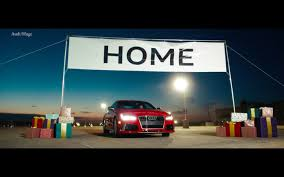 audi commercial commercial u2014 sam lisenco production design