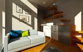 Microhouse Micro Home Interior Cool Micro House Interior Home Interior Design