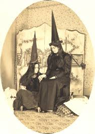 vintage witch costume witches glamour u2013 halloween fashion from 1900 to 1960 glamourdaze