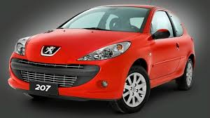 peugeot 207 red peugeot 207 that u0027s what this 206 is called in brazil