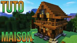 Maison Modern Minecraft by Tuto Belle Maison Minecraft Youtube