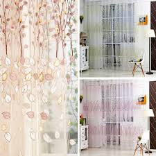 Valance Curtains For Living Room Online Get Cheap Window Curtains Valances Aliexpress Com