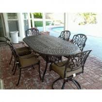7pc Patio Dining Set Dining Sets Patio Furniture