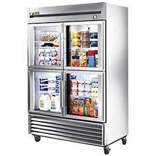 refrigerators with glass doors true t 49g 4 glass door refrigerator half doors four doors 49