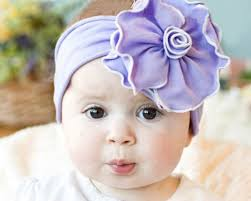 baby girl hair bands baby girl infant toddler cotton flower headband headwear hair band