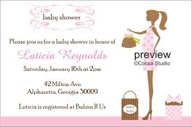 baby shower e invitations iidaemilia