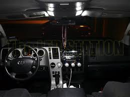 Tundra Led Lights White Led Interior Dome Map Lights Kit For 07 10 Toyota Tundra