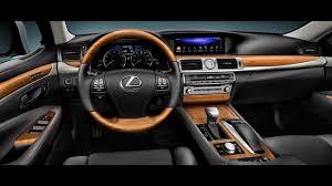 lexus floor mats ls400 2016 lexus ls 460 interior youtube