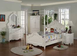 Girls White Twin Bed 6pc Girls Youth Twin Size Poster Bed Bedroom Set Bel Furniture