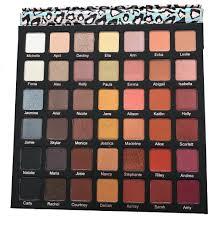 eye shadows u2013 violet voss cosmetics