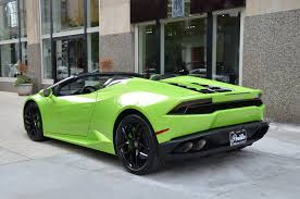 Lamborghini Huracan Lp 610 4 - 2017 lamborghini huracan lp 610 4 spyder stock 06066 for sale