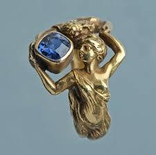 rings art images 24 best art nouveau ring images art nouveau ring jpg