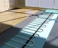 Laminate Flooring With Underfloor Heating Underfloor Heating Vs Radiators