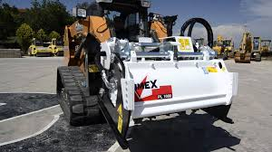 simex pl1000 asphalt cold planer on a case tr320 youtube