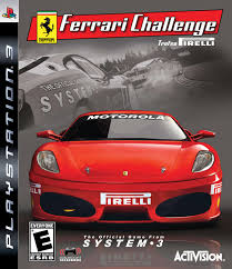 challenge ps3 challenge trofeo pirelli playstation 3 ign