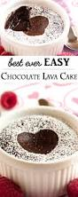 best ever easy chocolate lava cakes just a little bit of bacon