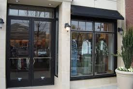 store front glass doors commercial exterior glass doors examples ideas u0026 pictures