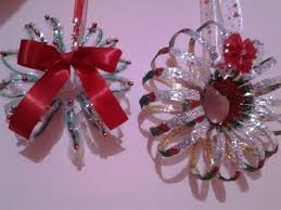 best out of waste plastic christmas decoration ideas youtube