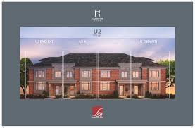 u2 urban town at harbour cove in whitby by liza communities 2018